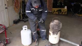 DIY Aluminum Foundry