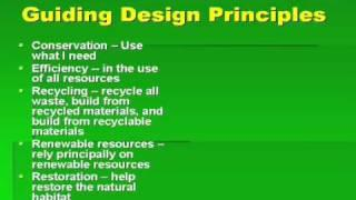 Green Building Design Principles