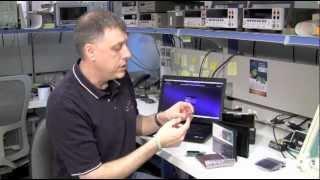Energy Harvesting Demo for Wireless Temperature Sensor