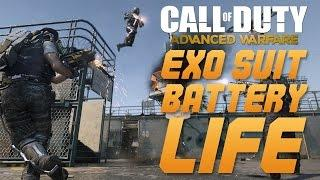Call of Duty: Advanced Warfare - EXO SUIT BATTERIES - ONCE PER LIFE - GAMEPLAY EQUALIZER