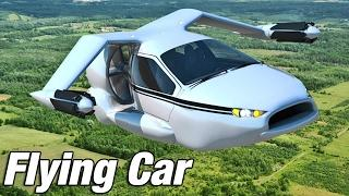 5 Real Flying Cars That Actually Fly