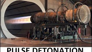 Russia's Pulse Detonation Engine  - Future of Space Travel