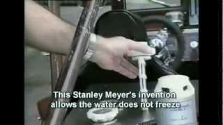 WATER FUEL - Stanley Meyer's STEAM RESONATOR