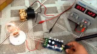 10-50V 40A DC Motor Speed Control PWM HHO RC Controller 12V 24V 48V 2000W MAX