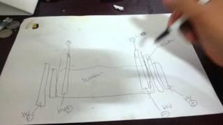 High voltage electrolysis....Stanley Mayer secret