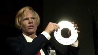 Jeff Hayes on how a Tesla Turbine works