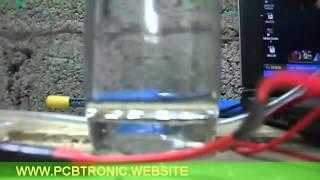 PCBTRONIC-Modulador de ancho de pulso (pwm) para celdas de hidrogeno (video 3)