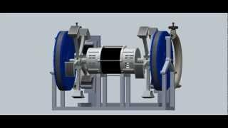 Air / Magnetic Generator 200 Concept