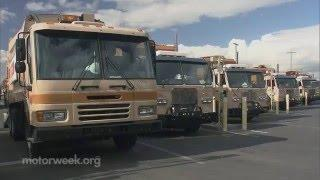 MotorWeek | Clean Cities: Phoenix Refuse Trucks
