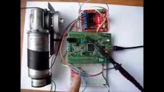 STM32F4 Discovery DC motor control (PWM)