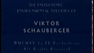 Viktor Schauberger - Living Geometry 01 The Enlightened Environmental Theories (1995)