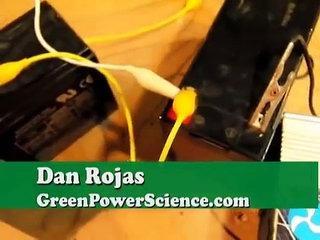 """DC WATT METER 130 Amp  Inline DC Amp Volt Watt Meter """"Top DIY Solar Panels"""""""
