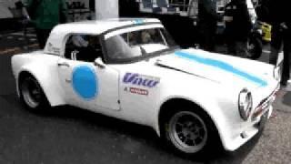 nakayaakihiko 中谷明彦 honda s800 EV conversion