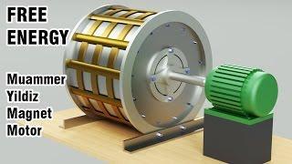 Free Energy Generator - Magnet Motor - Overunity Motor / Generator