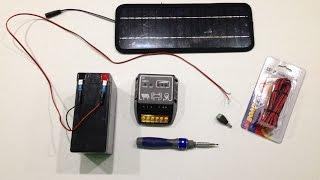 DIY Off-The-Grid Solar Energy Solution Tutorial