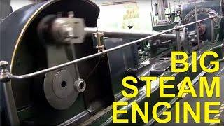 Big Steam Engine