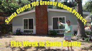 Santa Clarita 100 Greener Homes Program