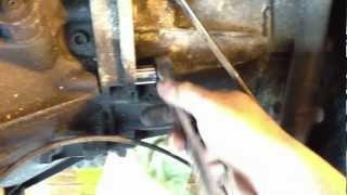 EV Conversion Guide Part 4 -------- Engine and ICE Removal--Unbolting The Motor