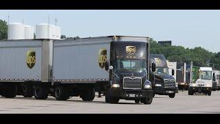 Alternative Fuels in Use at UPS