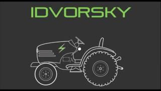 Idvorsky Electric Tractor - GES +