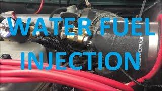How To #10 - Build A Water Fuel Injection System + Test Drive