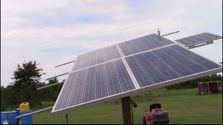 Solar Tracker Update - Complete and working