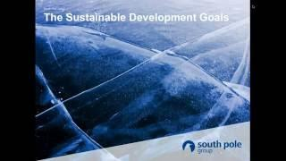 (Webinar) Meet your Sustainable Development Goals by Investing in Climate Change Mitigation Projects