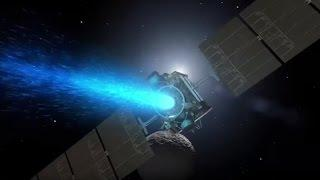 NASA's Dawn Mission -- Using Ion Propulsion to Explore New Worlds