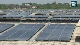 Amritsar gets world's largest rooftop solar plant - Vidibyte News