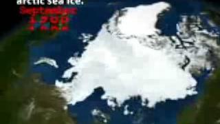 GLOBAL WARMING 2  ARCTIC ICE MELT