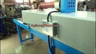 Infrared Tunnel Dryers,IR Drying Oven Tunnel ,IR Heating Tunnel