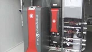 Petans - Maxsol Solar Air Scource Heat Pump
