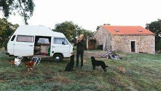 Off Grid Living - Central Portugal!