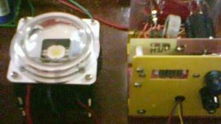 "Joule Thief ""Nike Hercules"" 10 to 50 Watt LED Driver"