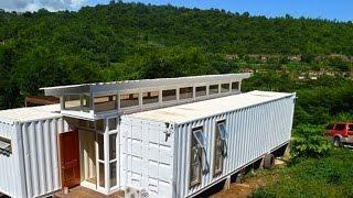 Amazing Shipping Container Homes - 20 Homes Made From Shipping Containers