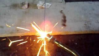 hho dry cell torch