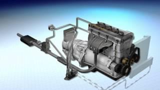 Dana Power Technologies   Long® Exhaust Gas Heat Recovery EGHR System