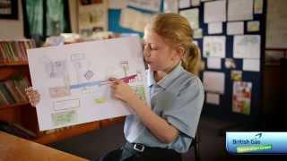 Energy Efficient School Ideas by Kids - British Gas