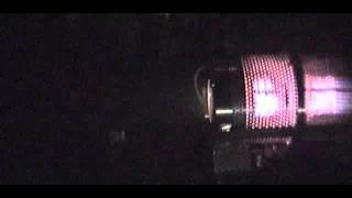 Thrust Modulation of µRIT Miniaturised Radio Frequency Ion Thruster