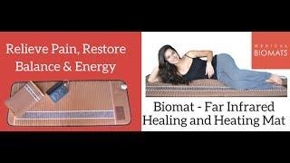 Biomat Far Infrared heating