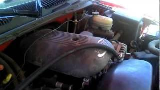 HHO Fuel Cell installed on 2005 GMC Sierra