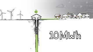 Gravitricity - versatile, long-life energy storage