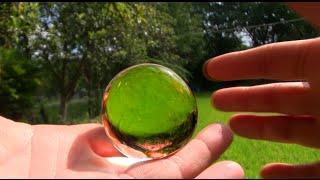 WATER BALZ Jumbo Superabsorbent Polymer solar fire starter