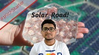 [Hindi] Solar Road #1 Kickstarter
