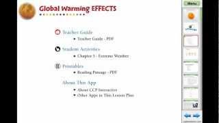 CC7748 Global Warming EFFECTS: Extreme Weather Chapter Mini