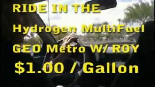 Roy McAlister Hydrogen Fuel - Engine Fundamentals - Geo Ride 1 of 2