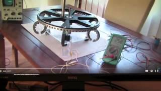 BMAG ( Bedini Motor and Low Lenz Effect Generator ) v1 Part 3