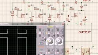 Marx generator by MOSFET / IGBT