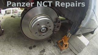 BMW E31 840CI EV Conversion 65 : NCT Repairs