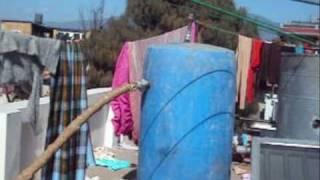 DIY Solar Water Heater Innovation for 70$